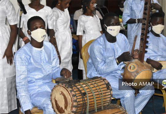 Cité des enfants: Les petits génies des instruments traditionnels
