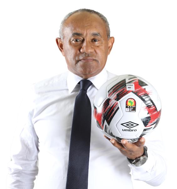Confédération africaine de football:Ahmad Ahmad suspendu