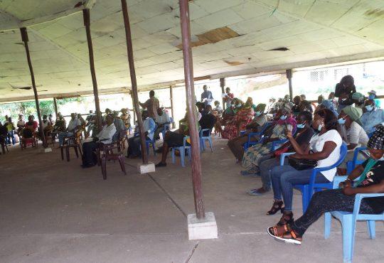 Congo/Agriculture : Des producteurs sollicitent un accompagnement pour atteindre l'autosuffisance alimentaire