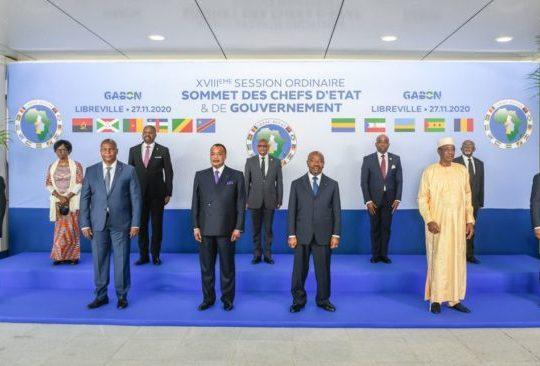 [Document] Ce qu'il faut retenir du sommet de la CEEAC du vendredi 27 novembre à Libreville, le dernier d'Ali Bongo Ondimba en tant que président en exercice