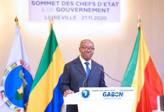 [Document] L'intégralité du dernier discours prononcé par Ali Bongo Ondimba en tant que président en exercice de la CEEAC