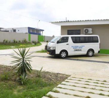Gabon : Entièrement rénovée par la Fondation Sylvia Bongo Ondimba, l'École nationale pour enfants déficients auditifs (Eneda) s'apprête à rouvrir ses portes