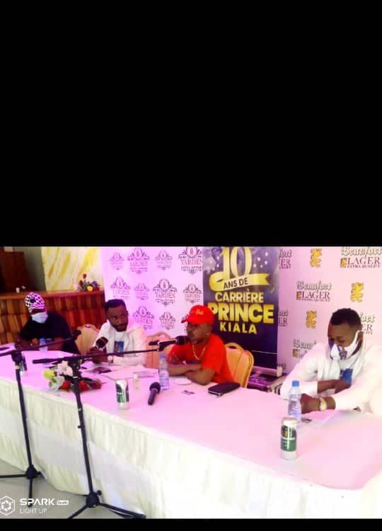 Culture/Musique : l'artiste Prince Kiala fête ses 10ans de carrière avec en prime un nouveau titre dans les bacs.