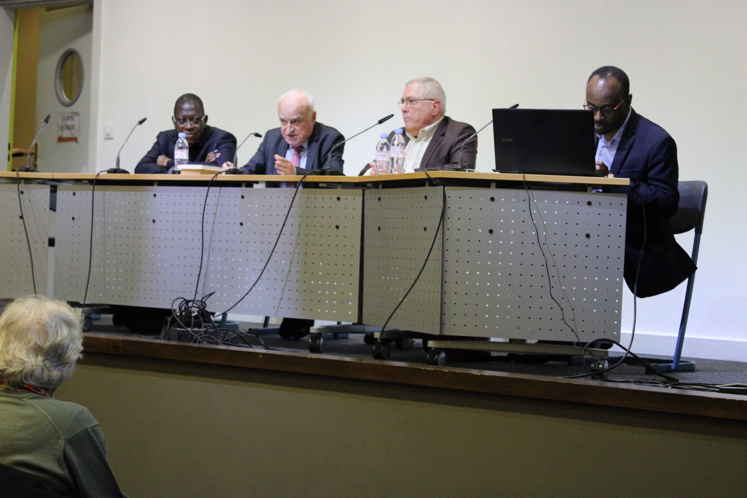 Retour en image : Conférence du 12 février 2020 organisée par l'Institut Afrique Monde | Chine–Afrique : Quelles perceptions ? Quelles réalités ? Quelles perspectives ?