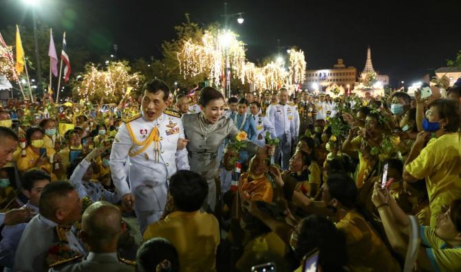 Thaïlande: après la contestation des étudiants, démonstration de force des royalistes