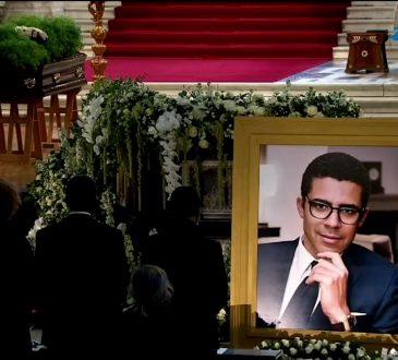 Londres : Les funérailles de l'homme d'affaires Congolais, SINDIKA DOKOLO (1972 - 2020)