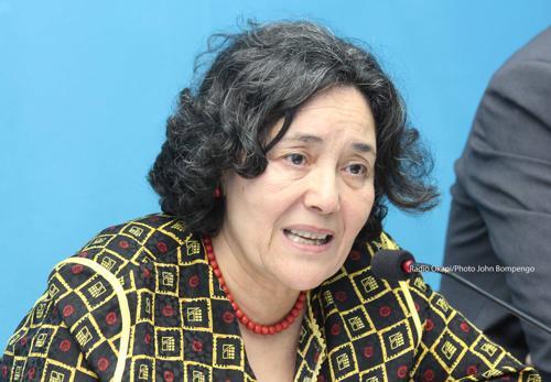 RDC : Leïla Zerrougui salue la condamnation à perpétuité de Ntabo Ntaberi « Sheka »