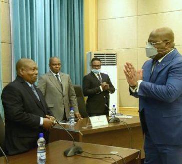 RDC : les consultations présidentielles prennent fin mardi 24 novembre (Presse présidentielle)
