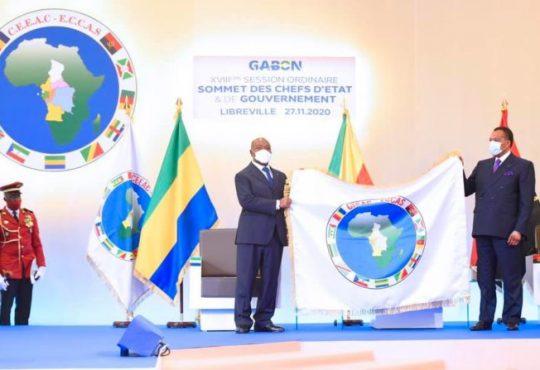 Sa « mission accomplie » à la tête de la CEEAC, Ali Bongo Ondimba transmet le témoin