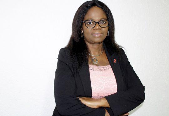 UBA Gabon:Eugenia Onyekwelu, nouveau DG
