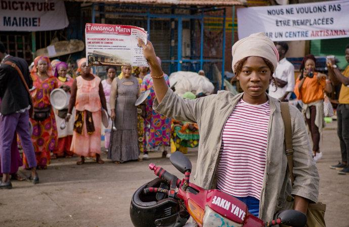«Wara»: plongée dans les coulisses du pouvoir avec les mouvements citoyens en Afrique
