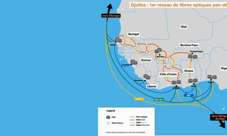Orange renforce sa position de leader de la connectivité en Afrique avec Djoliba, 1er (...)