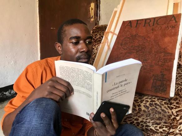 RDC: à Kinshasa, le combat isolé des amoureux du livre et de la lecture