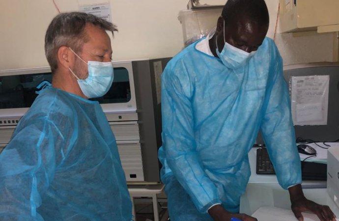 Afrique de l'Ouest : «Avec le vaccin, ici, il faut progresser avec beaucoup de prudence»
