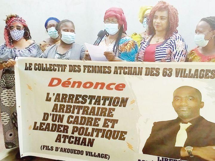 Arrestation des cadres et jeunes Ebrié / Les femmes Atchan des 63 villages crient leur colère : « Notre peuple est victime de nombreuses injustices »