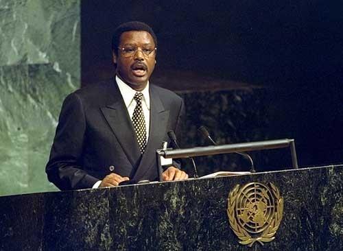 Burundi: décès de l'ex-président Pierre Buyoya, l'homme aux deux coups d'Etat