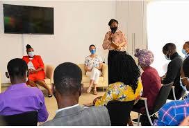 Café Gabon Égalité : La Fondation Sylvia Bongo Ondimba face aux étudiants