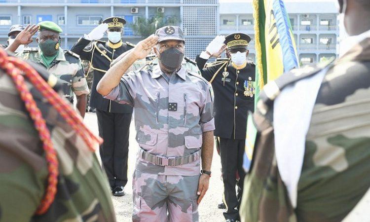 Commémoration du 60ème anniversaire des Forces Armées Gabonaises