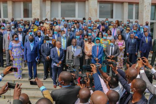 Congoprofond.net : « Corruption des députés : le FCC menace de saisir la justice » !