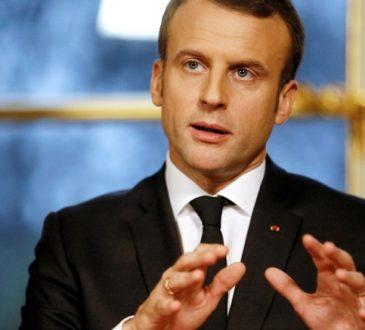 Covid-19 : Emmanuel Macron testé positif au virus