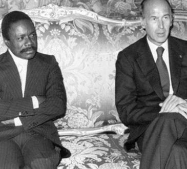 Gabon-France : Quand Omar Bongo Ondimba et Valéry Giscard d'Estaing chantaient leur amitié