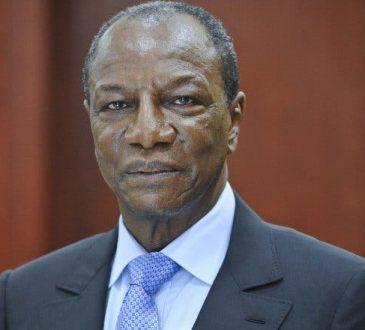 Guinée: l'investiture d'Alpha Condé pour un troisième mandat fixée au 15 décembre