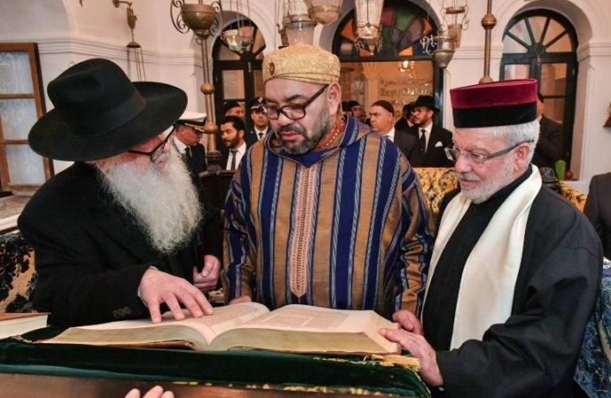 LeMarocinscrit la culture juive dans ses programmes scolaires