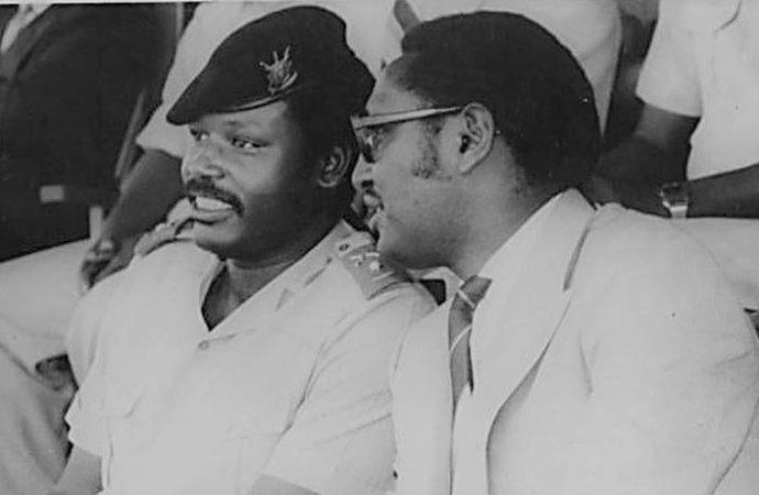 L'ex-président Buyoya inhumé au Mali, loin de sonBurundinatal