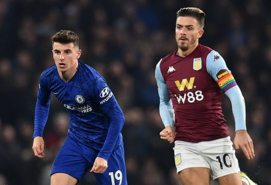 Premier League : Jack Grealish, l'homme à tout faire d'Aston Villa