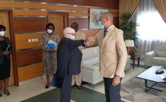 Pour les Etats-Unis, la riposte du Gabon face au Covid-19 est « exemplaire »