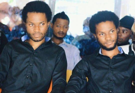 RDC: 14 personnes condamnés à mort pour le meurtre de jumeaux rappeurs brûlés vifs