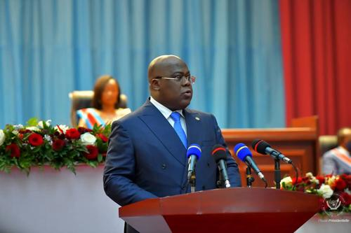RDC : les réformes annoncées par le Chef de l'Etat doivent tenir compte de la population, affirme Nelly Muinga du FCC
