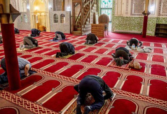 Soupçons d'espionnage marocain à la Grande Mosquée de Bruxelles