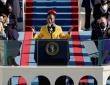 La poétesse afro-américaine Amanda Gorman fait sensation lors de l'investiture de Joe Biden