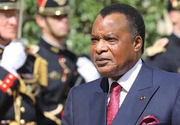 Présidentielle au Congo-Brazzaville : Denis Sassou-Nguesso candidat à sa réélection