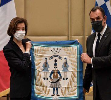 Exportation d'armes :  France, la Grèce paraphe un contrat d'achat de 18 avions de combat Rafale
