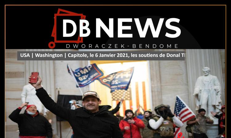 USA/GABON : envahissement du Capitole, non au radicalisme !