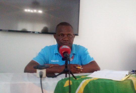 Afrique/Football : L'entraineur Barthélémy Ngatsono confiant pour le match Congo-Niger