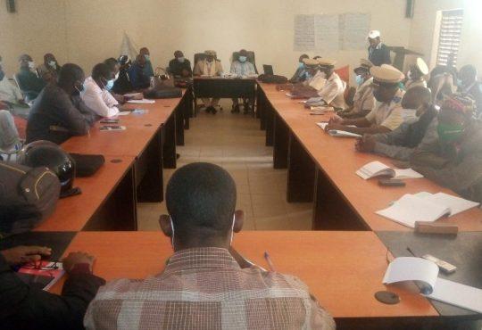 Banamba : Les directeurs de l'enseignement fondamental niveau 1 à l'école de l'approche équilibrée