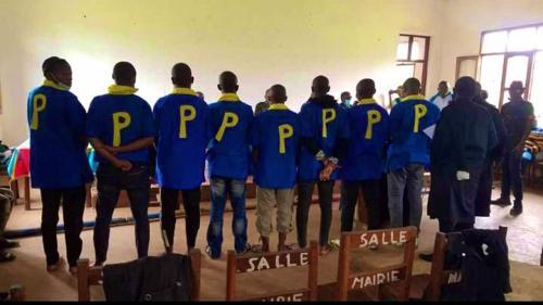 Beni : les 8 militants de la LUCHA acquittés