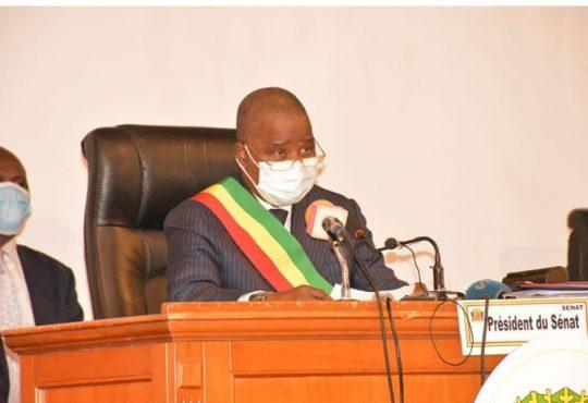 Congo/Senat: Le gouvernement invité à gérer l'infodémie sur la Covid-19