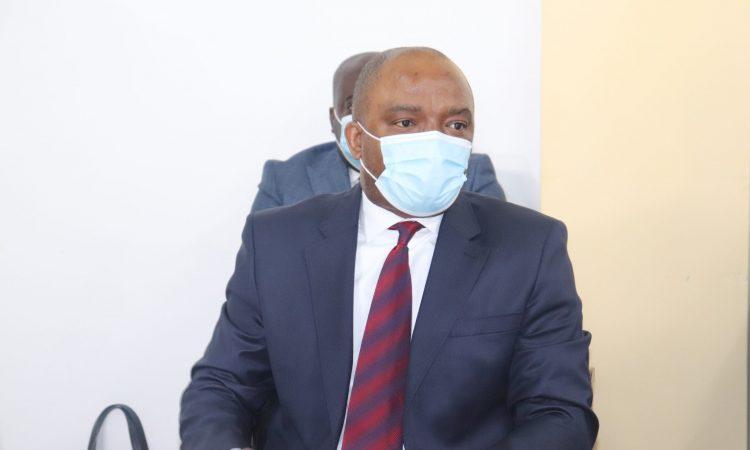 Congo/Transports: Daho-Mondzo souhaite relever le niveau des recettes à la bonne application de la réglementation en vigueur