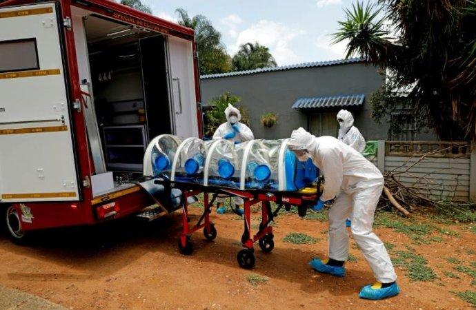 Coronavirus: Afriquedu Sud: le variant pas plus mortel mais deux fois plus contagieux
