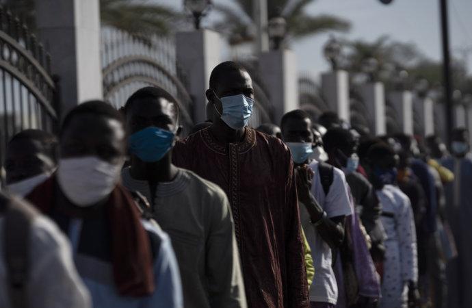 Coronavirus: Sénégal: couvre-feu nocturne dans deux régions dont Dakar