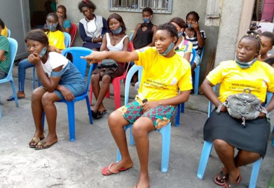 Covid-19 enRDC: à Lubumbashi, couvre-feu de tous les dangers pour les femmes