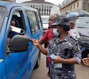 Covid-19: le Ministère des Transports renforce la sensibilisation sur le terrain