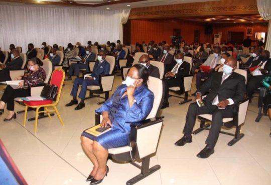 Elections sénatoriales au Gabon : La répartition complète des sièges par province, département et commune