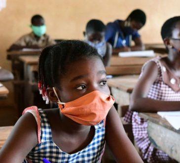 Coronavirus : L'UNICEF contre une nouvelle fermeture des écoles
