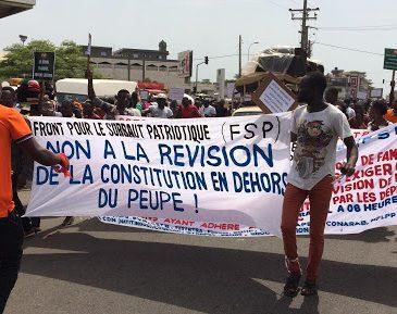 FRONT DE L'OPPOSITION CONTRE LE POUVOIR AU BENIN:  Il en faut plus pour faire plier Talon