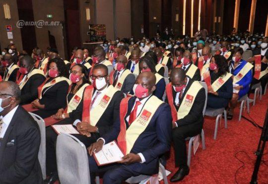 Formation continue :  76 impétrants reçoivent leur graduation du PMD de MDE Business School